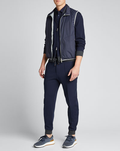 Men's Spa Drawstring Sweatpants