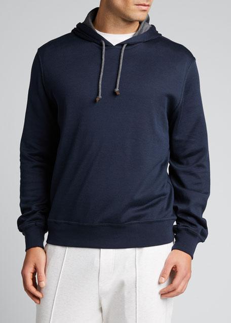 Men's Pullover Hoodie Sweatshirt