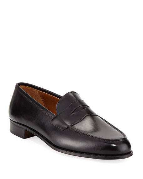Image 1 of 1: Classic Penny Loafers