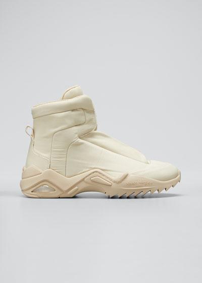 Men's New Future Tonal Puff High-Top Sneakers