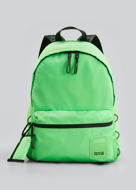 Image 1 of 1: Men's Linea Fluorescent Backpack