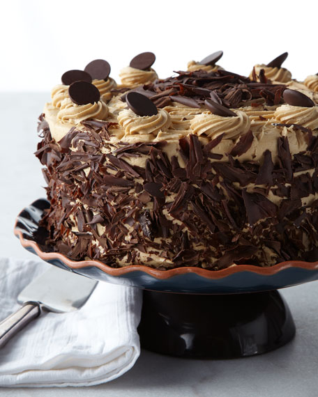 Image 1 of 1: Chocolate Mocha Cake