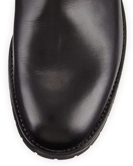 Sulgamba Leather Ankle Boot
