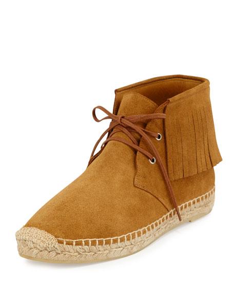 Saint Laurent Mocassin Boots qHFYwS9f5r
