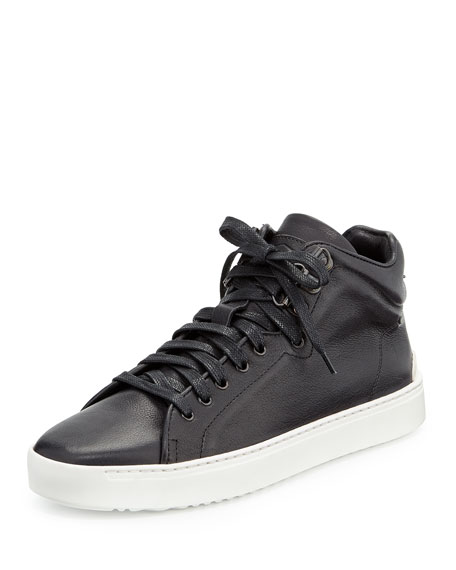 rag and bone leather sneakers