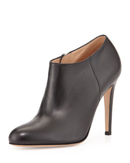 Napa Simple Ankle Bootie, Black