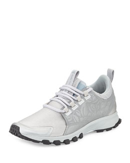 Adizero XT Reflective Leaf-Embossed Sneaker