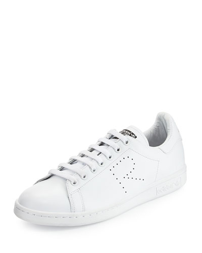 Stan Smith Leather Sneaker, White
