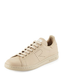 Stan Smith Leather Sneaker, Tan