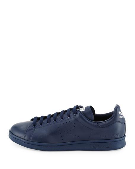 Raf Simons Stan Smith Leather Sneaker, Navy