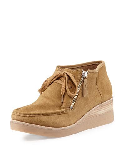 Ezra Suede Chukka Boot, Camel