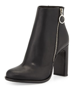 Avery Leather Ankle Boot