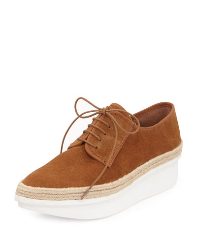 Gordon Too Lace-Up Oxford, Toffee
