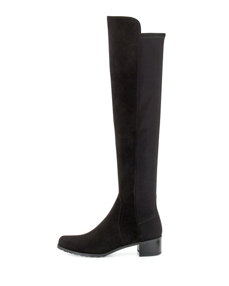 Reserve Over-the-Knee Suede Boot