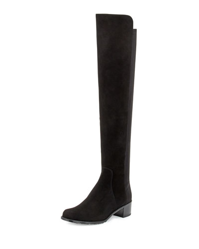 Reserve Over-the-Knee Suede Boot,