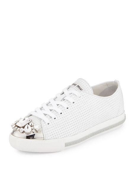 FOOTWEAR - Low-tops & sneakers Miu Miu 8ombOPPbW