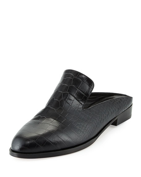 Robert Clergerie Leather Mules Cheap Cost 5iGo61