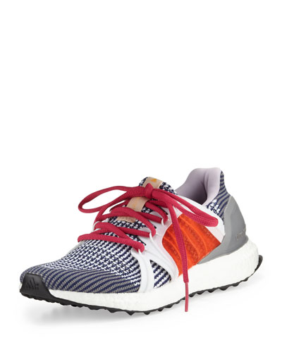 Ultraboost Colorblock Sneaker, Dark Blue/Lavender