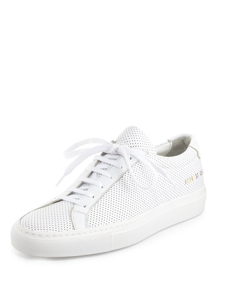 low top sneakers - White Common Projects HYCbVXWv