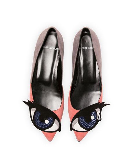 Oh Roy Eye Ballerina Flat