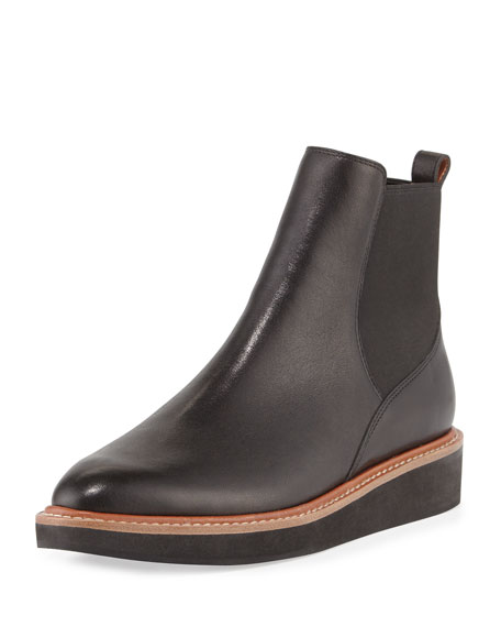 outlet with mastercard Derek Lam 10 Crosby Leather Lace-Up Ankle Boots pictures sale online sale collections for sale discount sale YuuGdlmj0E