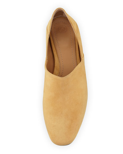 THE ROW Suedes NOELLE SUEDE 30MM FLAT