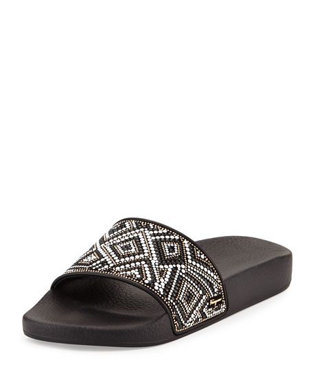 discounts cheap price cheap in China Salvatore Ferragamo Beaded Pool ... sale factory outlet outlet pay with paypal release dates cheap price EhPPl