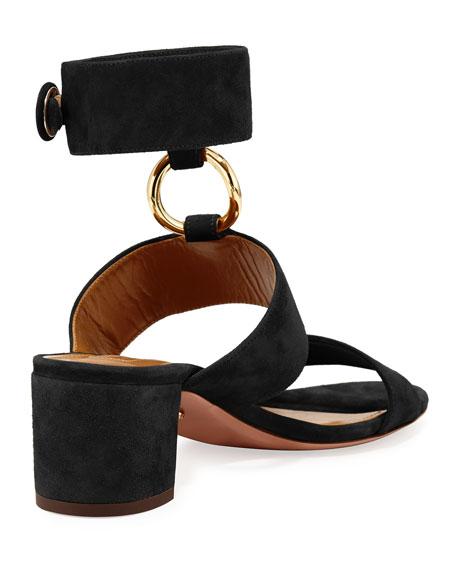 Safari Suede 50mm Sandal