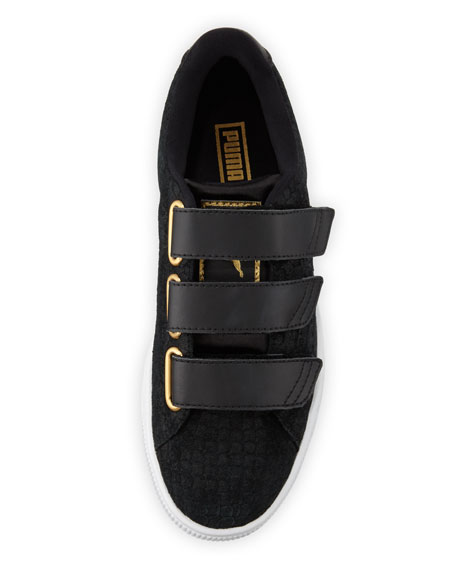 Basket Multi-Strap Sneaker