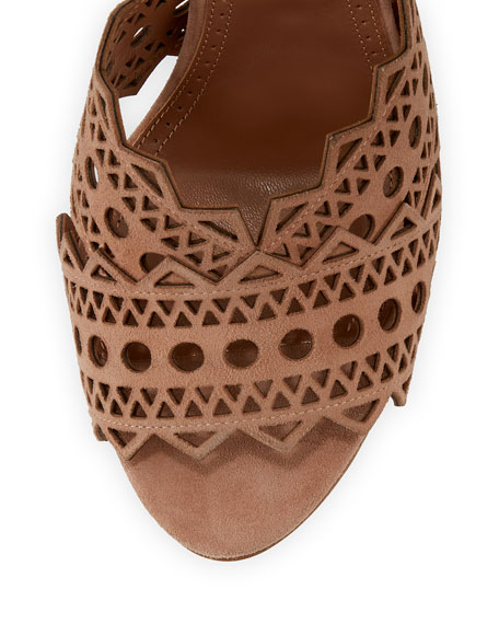Sandal, Tan/Camel