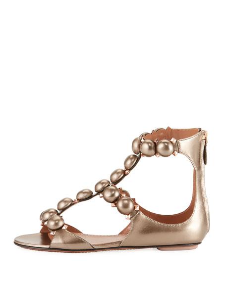 Sandal, Bronze