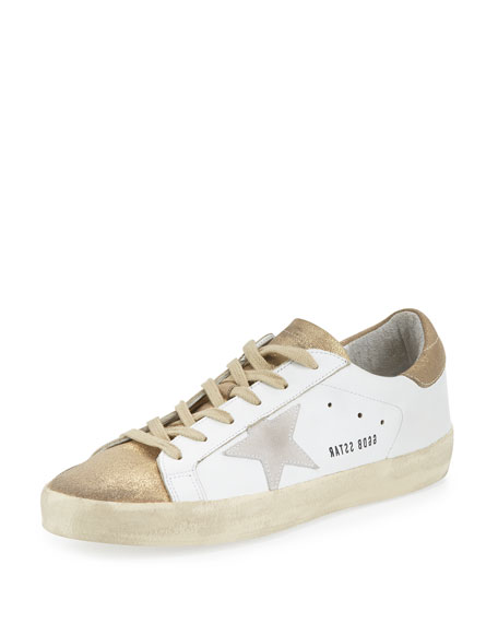White Superstar low sneaker Golden Goose lrivbtz7