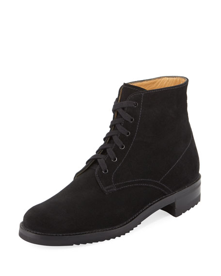 for sale discount sale Gravati Suede Lace-Up Booties cheap sale hot sale official site cheap price 2014 new online explore cheap price hQrLGjYN3