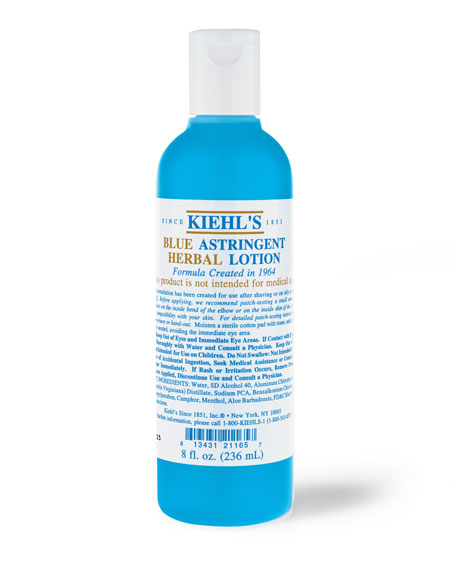 Blue Astringent Herbal Lotion, 16.9oz