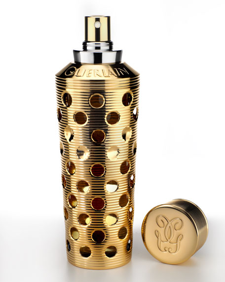 Jicky 3.1-oz Refillable Gold Canister
