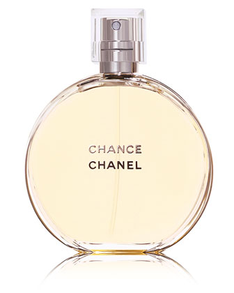 CHANEL CHANCE EAU DE TOILETTE SPRAY