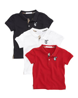 Burberry  Short-Sleeve Polo