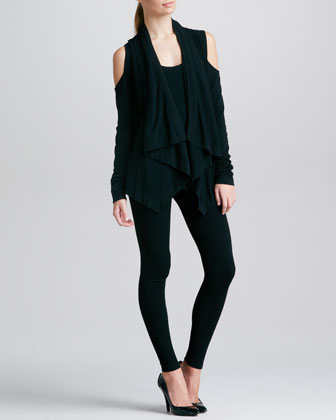 Sale alerts for Donna Karan  Cold-Shoulder Cozy, Tank Tunic & Leggings  - Covvet