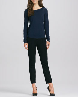 Diane von Furstenberg New Noa Sweater & Clean Pinca Pants