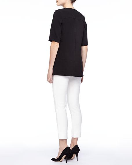 Short-Sleeve Tunic