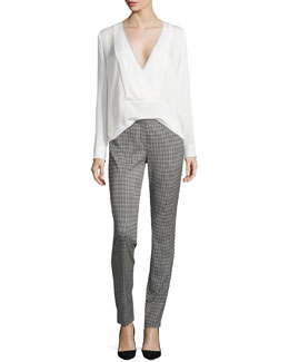 Ramalla Reversible Long-Sleeve Top & Trecca Oregon Slim-Fit Pants