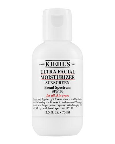 Ultra Facial Moisturizer Sunscreen SPF 30  4.2 oz.  and Matching Items