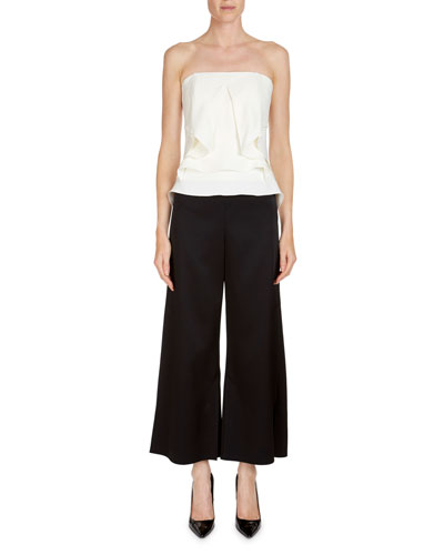 Glover Cropped Wide-Leg Pants and Matching Items
