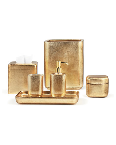 Ava Canister, Gold