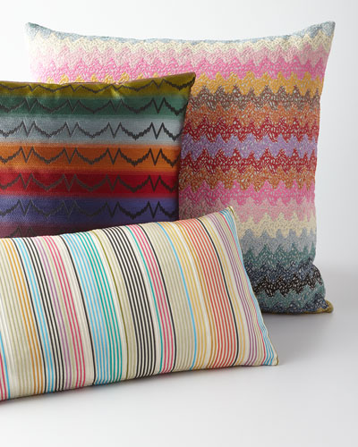 Vicenza Pillow  and Matching Items