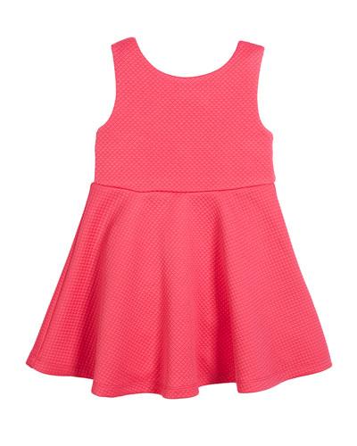 vivian cutout-back dress, size 2-6x and Matching Items