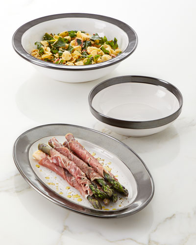 Emerson Platter  and Matching Items