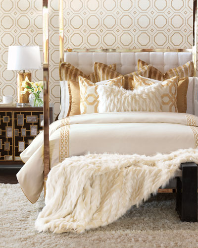 Luxe Queen Duvet and Matching Items