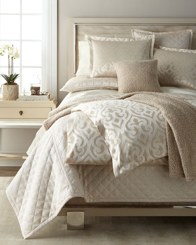 Scroll King Duvet Set and Matching Items