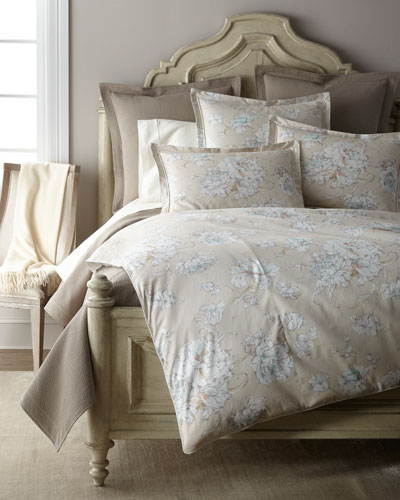 Flora King Duvet  and Matching Items